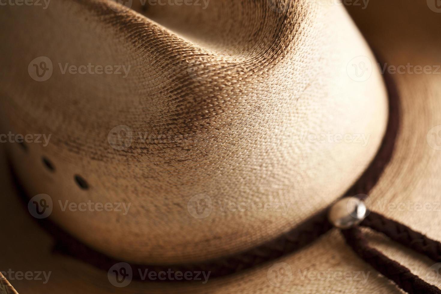 chapeau de cowboy photo