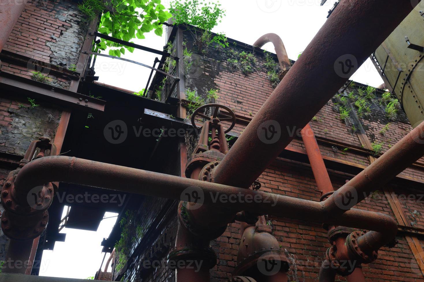 fours à scories à birmingham en alabama, photo