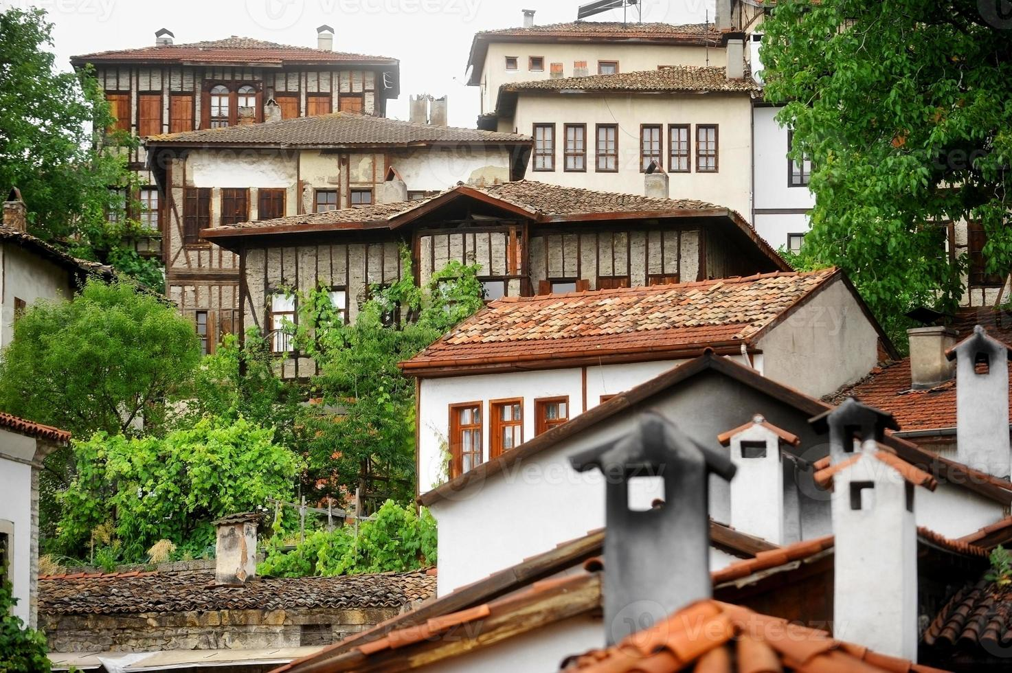 safranbolu ottomane maisons anciennes photo