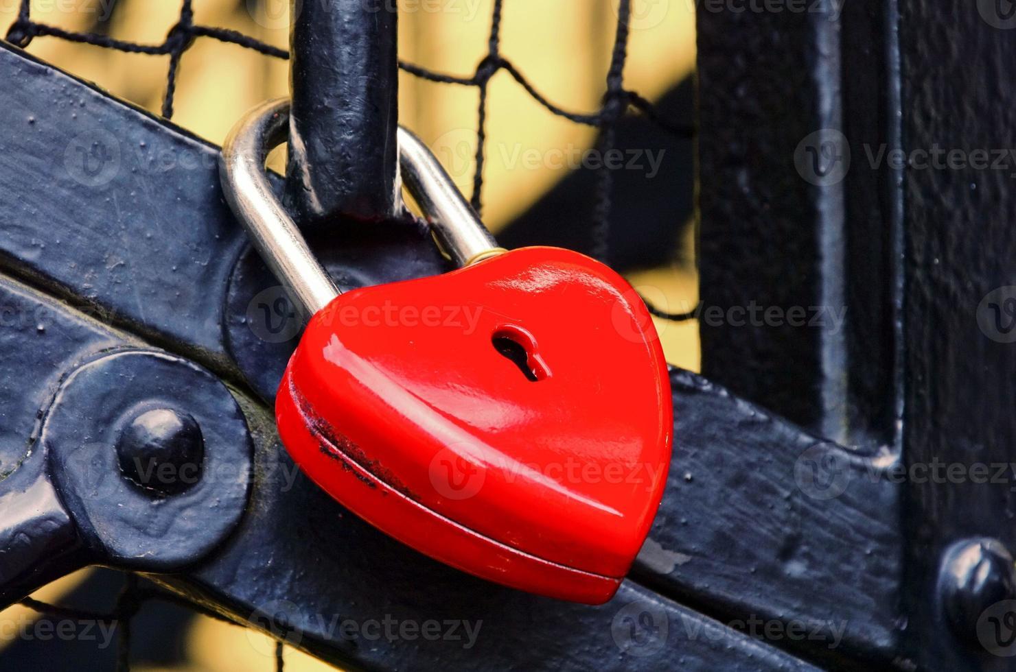 coeur cadenas photo