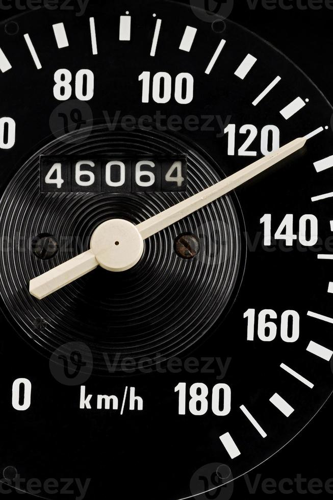 compteur de vitesse photo