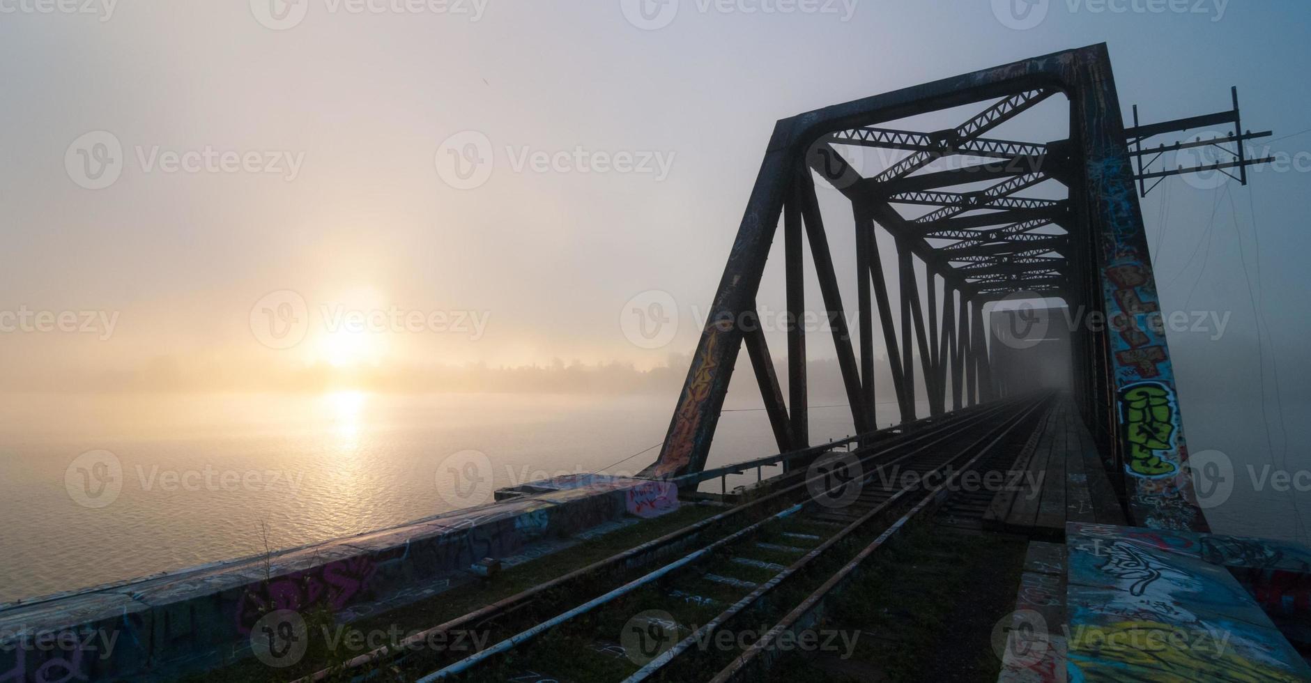 Pont du Prince de Galles déclassé. photo