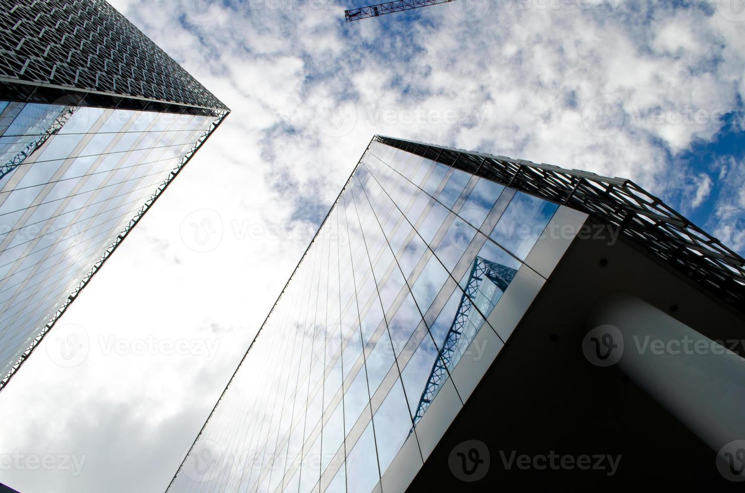 immeuble de grande hauteur - putrajaya, malaisie photo