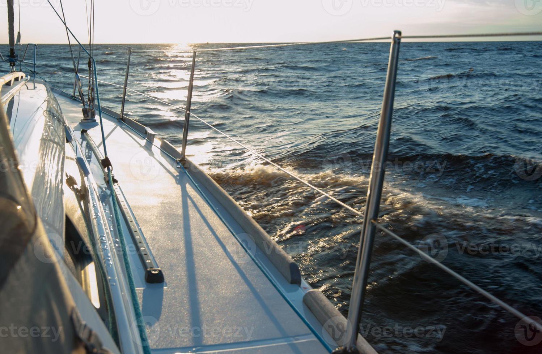 yacht de luxe photo