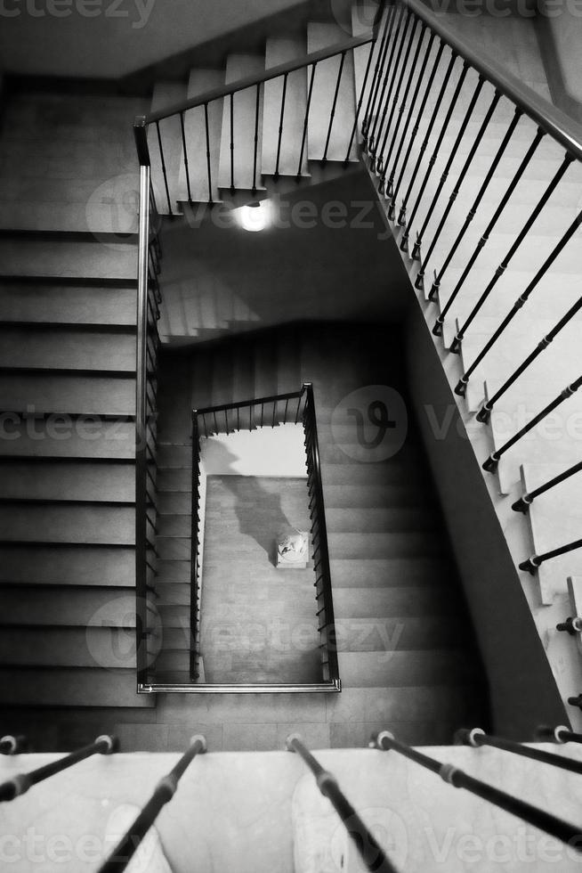 escalier du haut photo