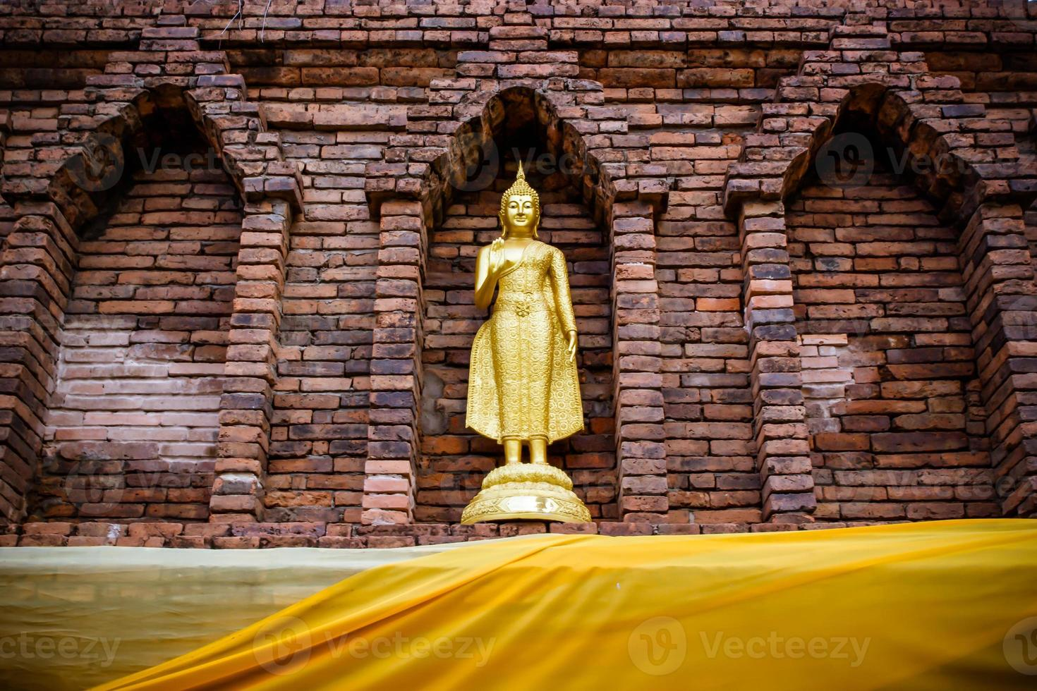 Bouddha de Thaïlande photo