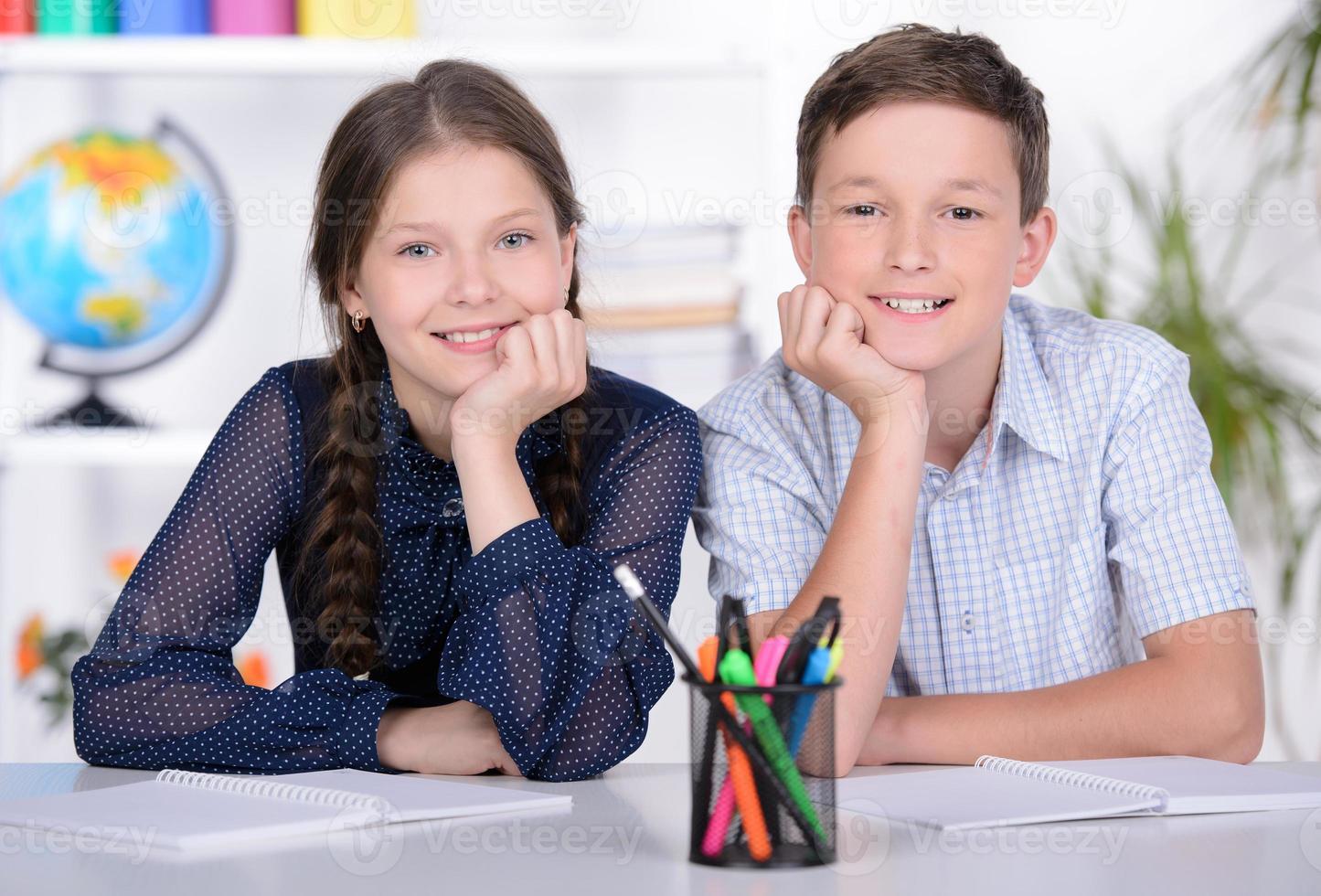 écoliers photo