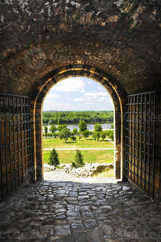 forteresse de kalemegdan à belgrade photo