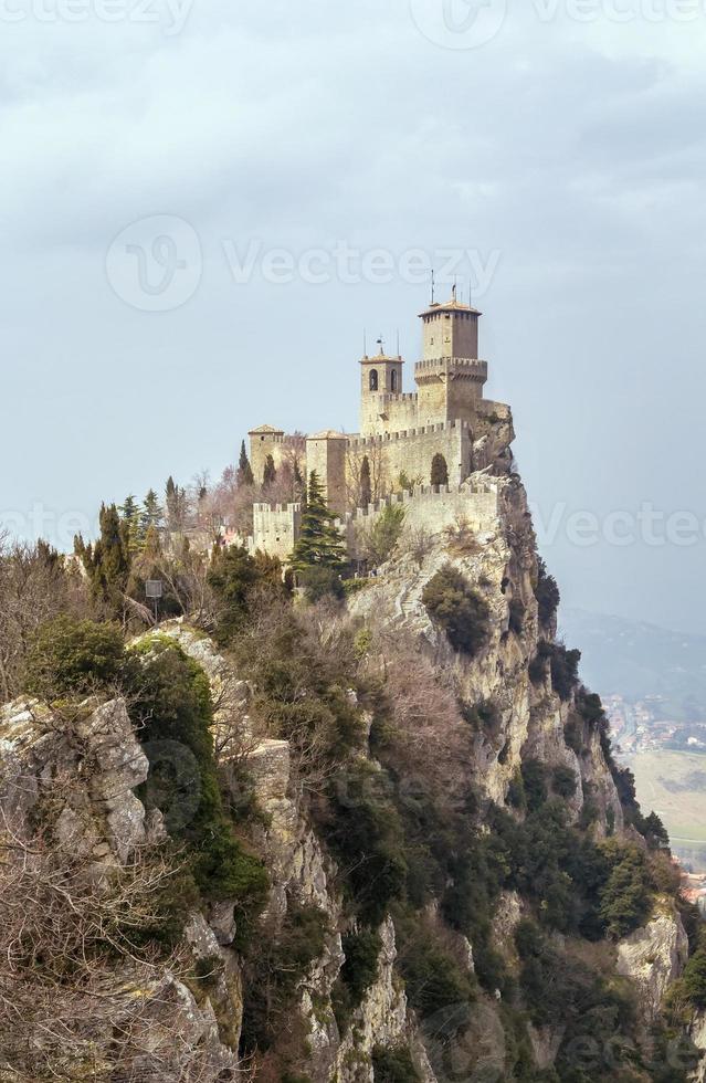 forteresse de guaita, san marino photo