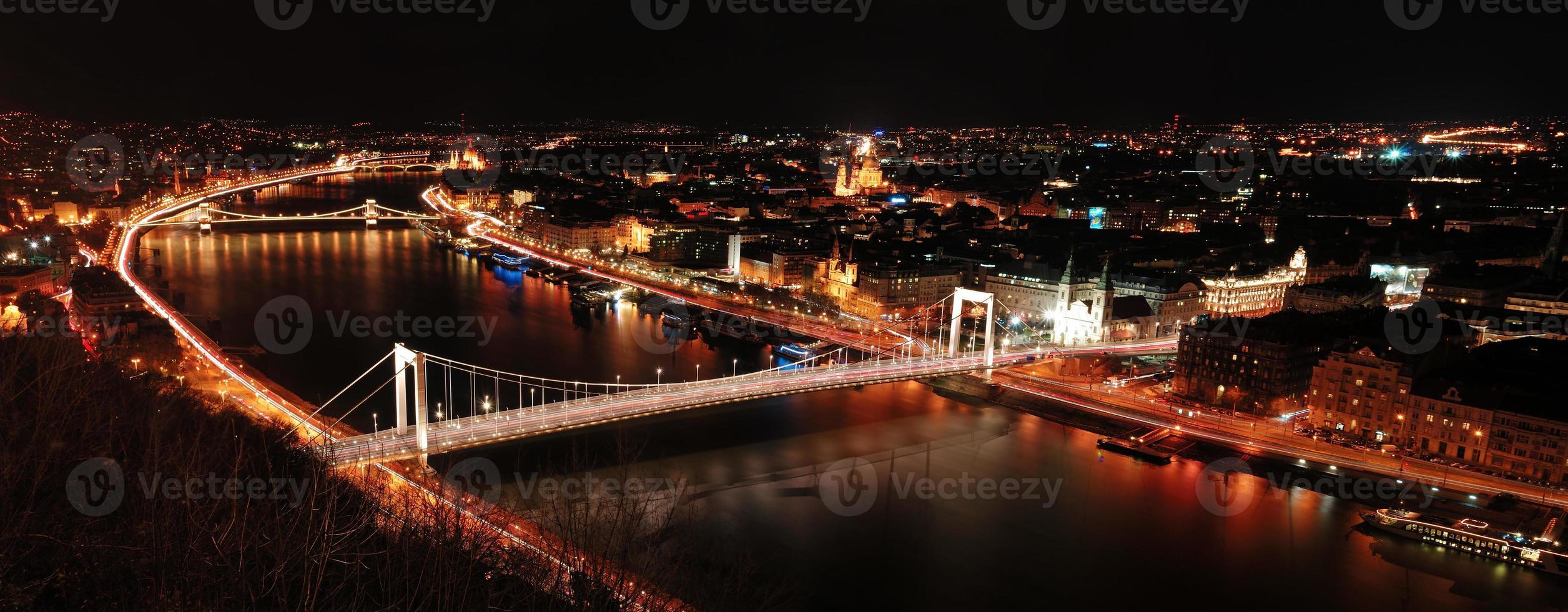 ville de budapest photo
