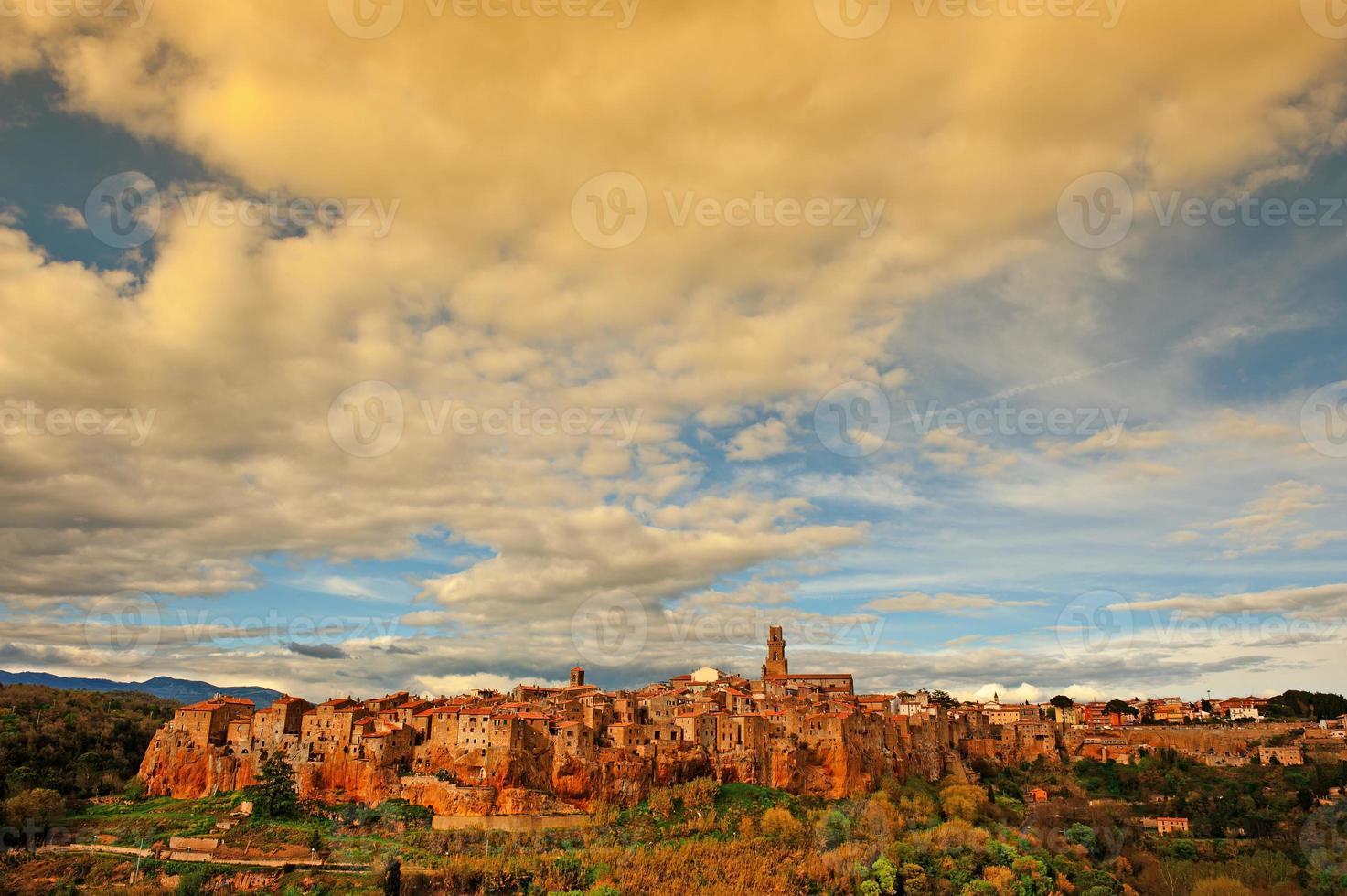 ville médiévale photo