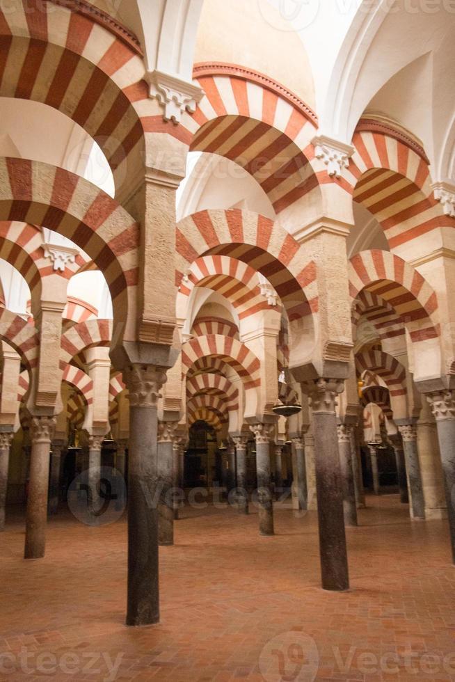 colonnes et arcs photo