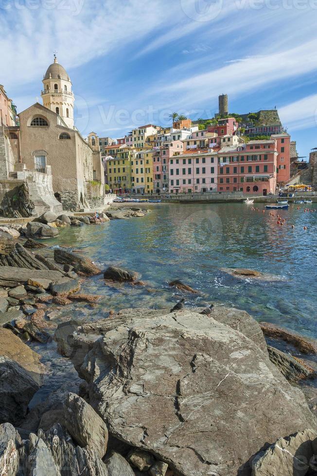 Vernazza, Italie photo