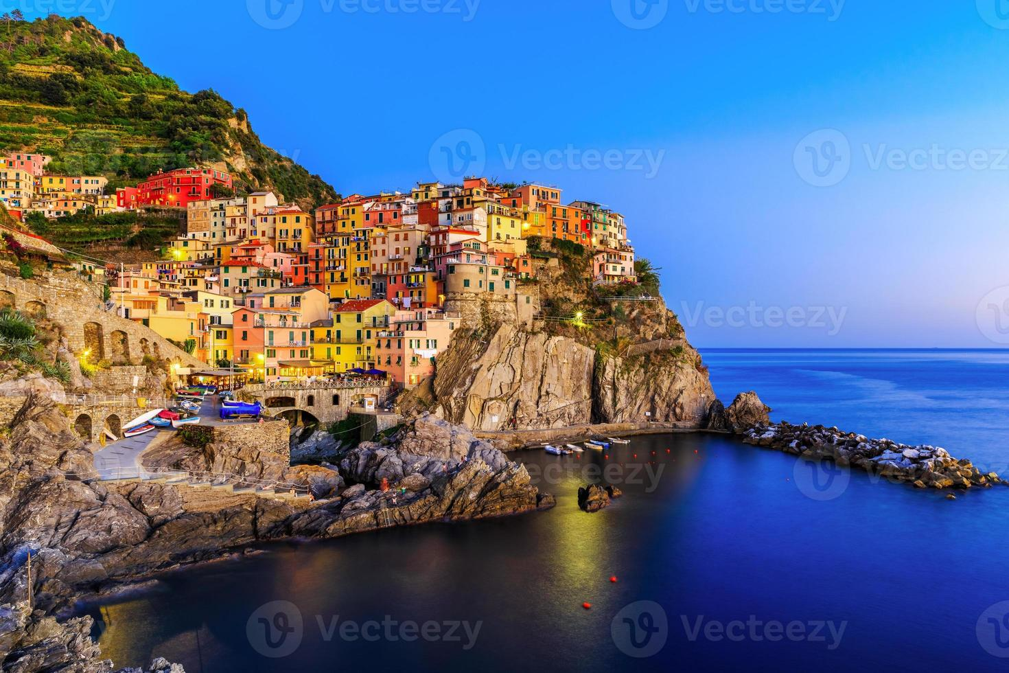 cinque terre, manarola. Italie photo