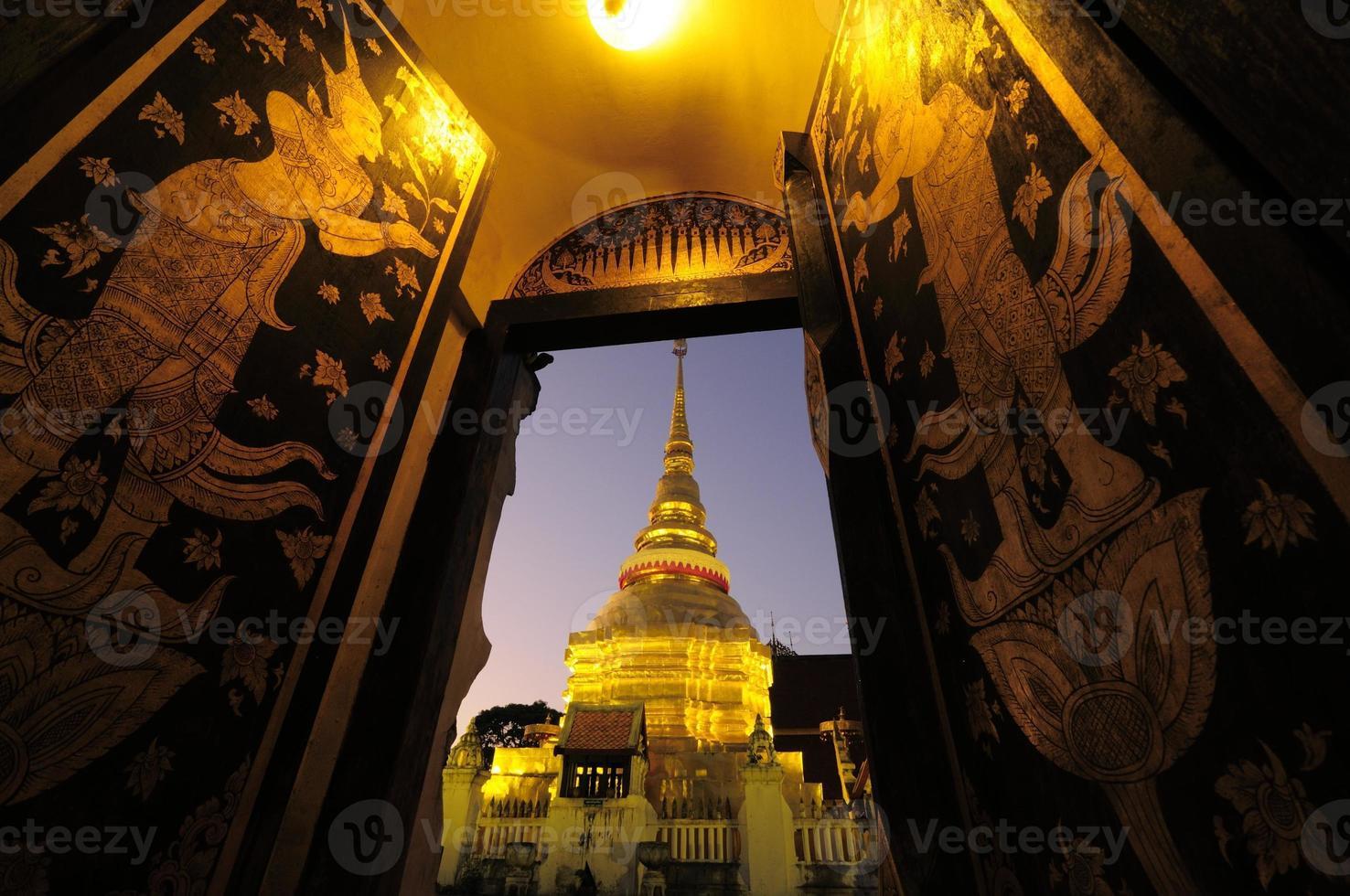 pagode dorée photo