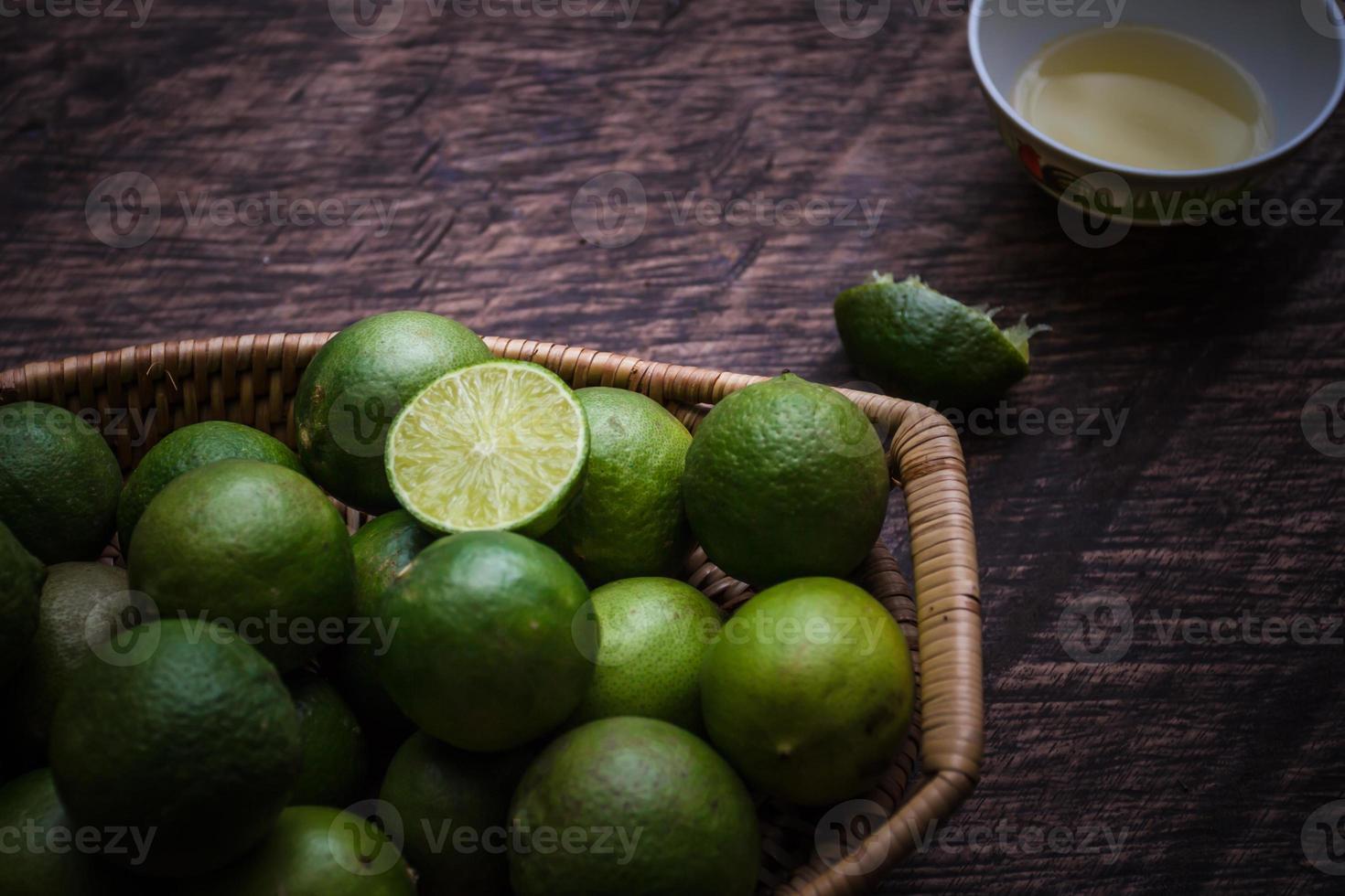 vert citron photo