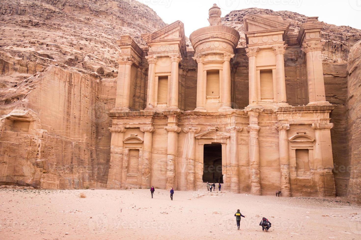 monastère de petra photo