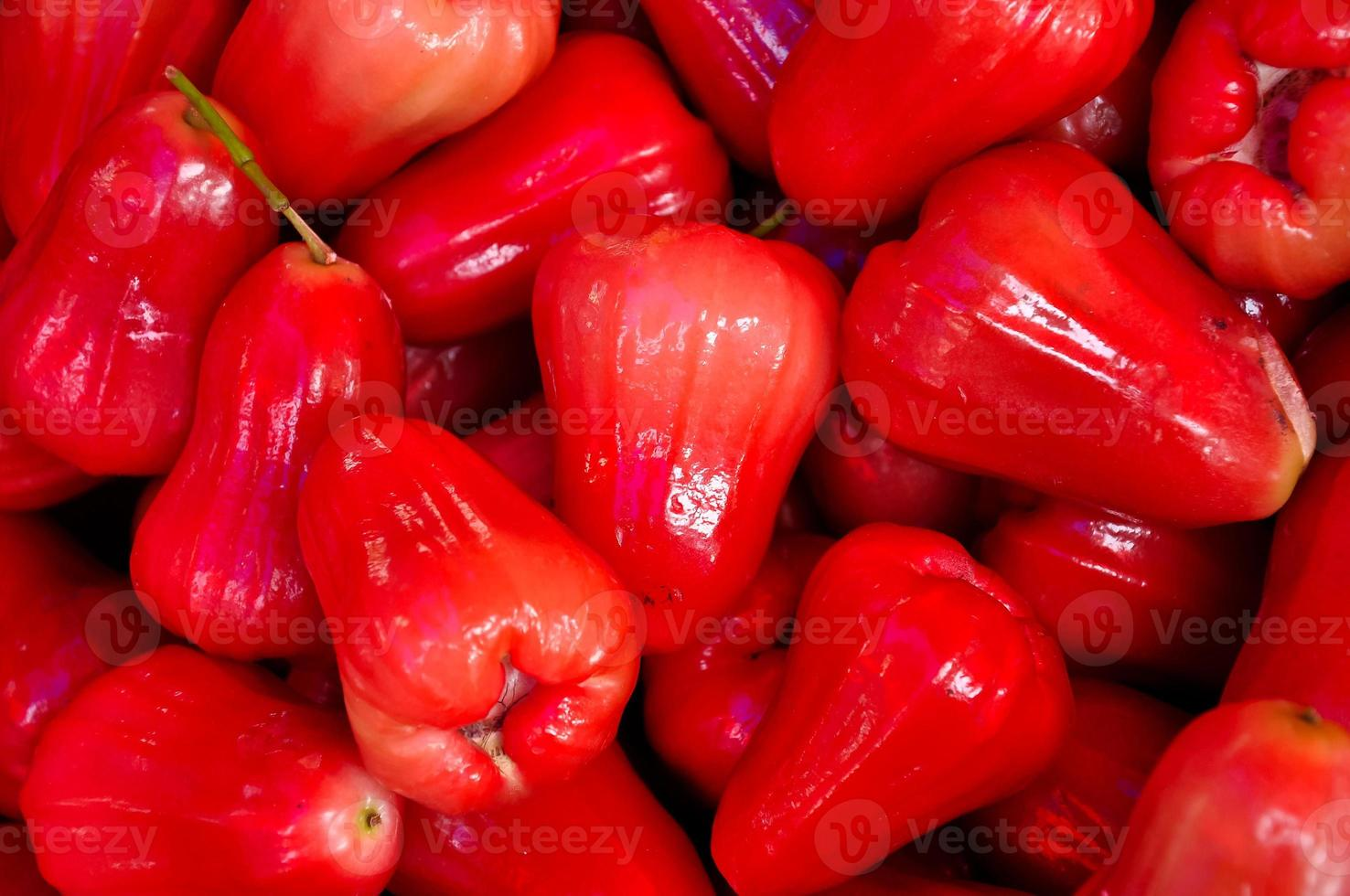 pommes roses photo