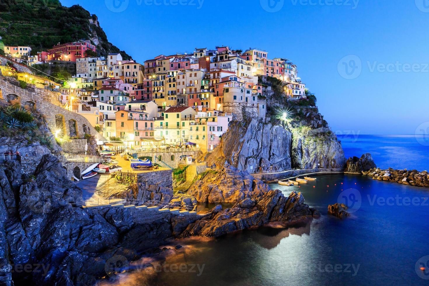 cinque terre, italie photo