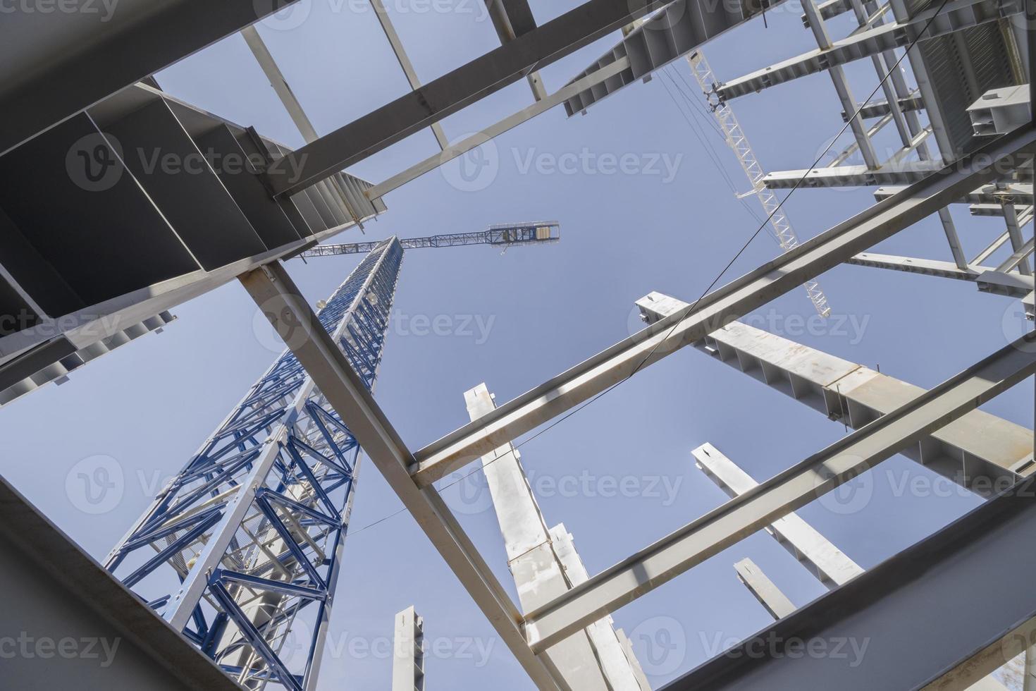 conception structurelle et potence photo