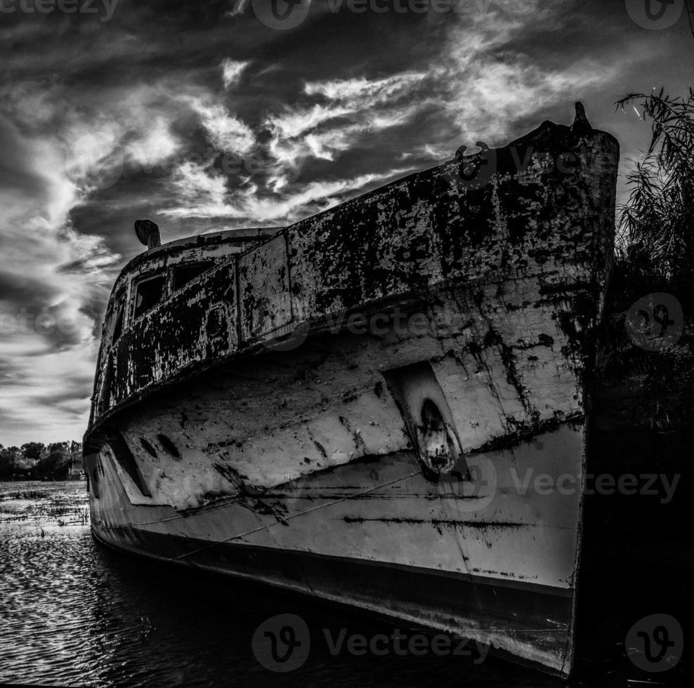 bateau fantôme photo