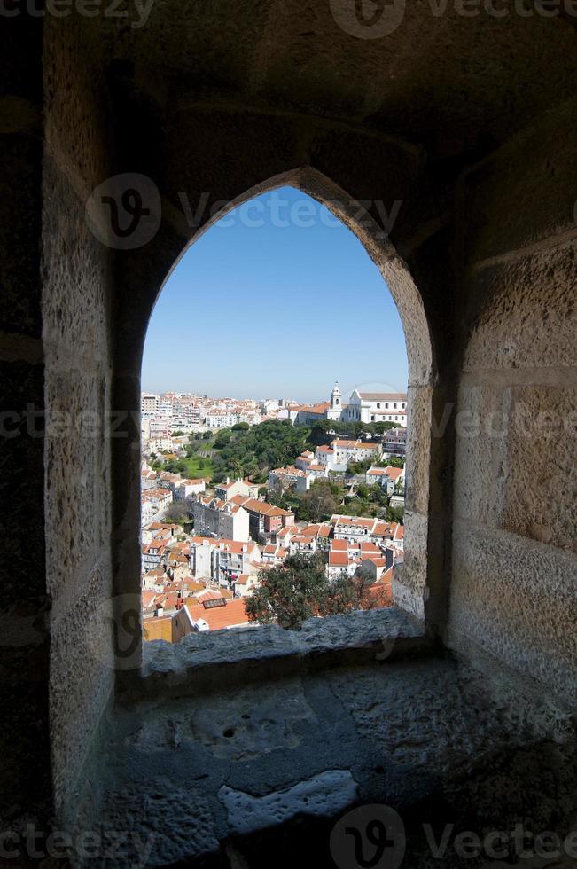 lisbonne panoramique photo