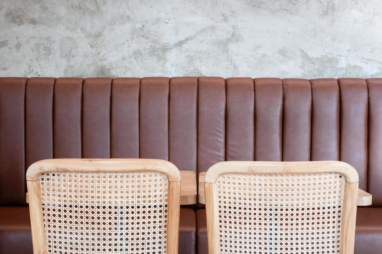 design d'intérieur de café photo