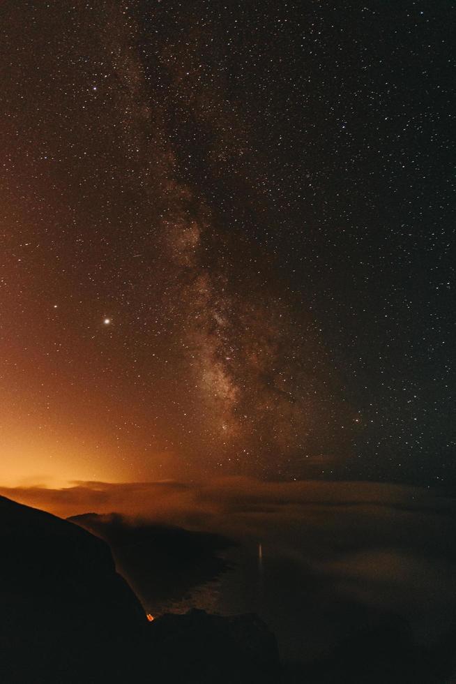 voie lactée massive photo