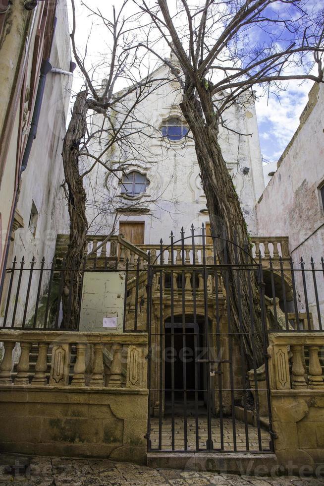 Ancienne église de Gallipoli, Lecce photo