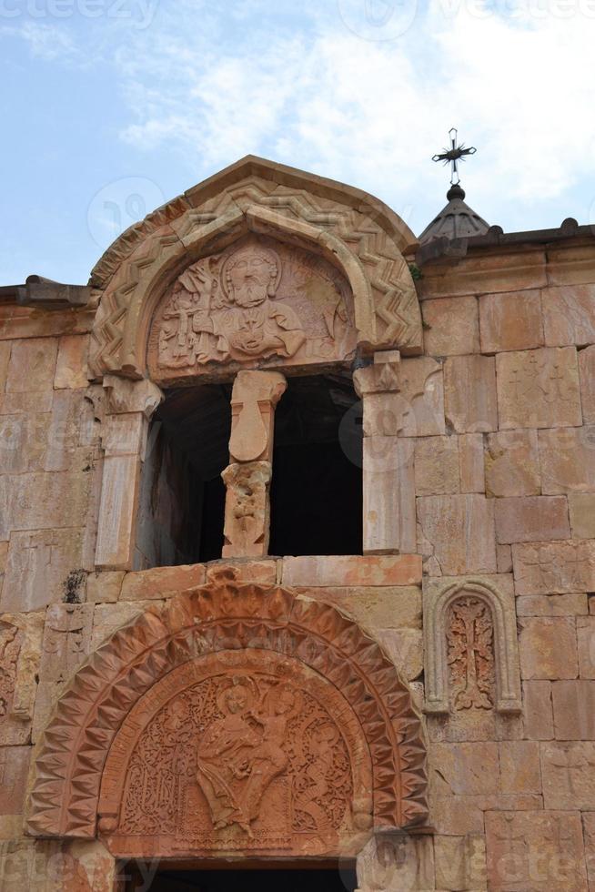 Monastère de Noravank en Arménie photo