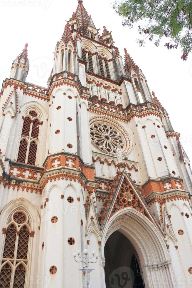 Bom Jesus Basilica Cathedral photo