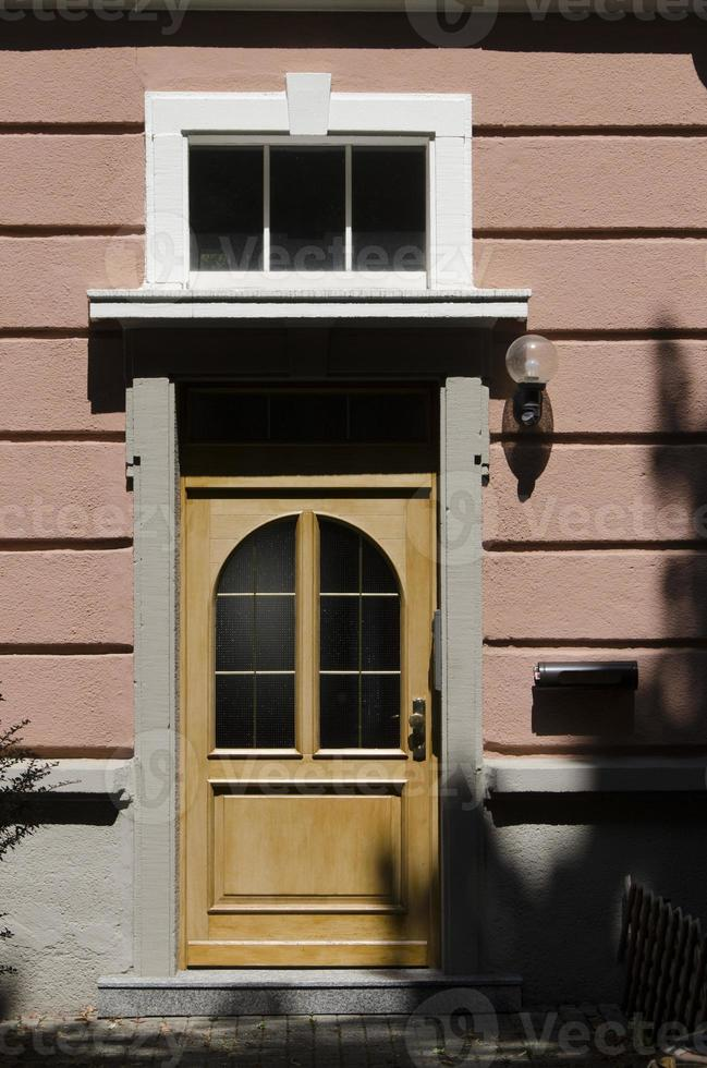 porte d'entrée photo