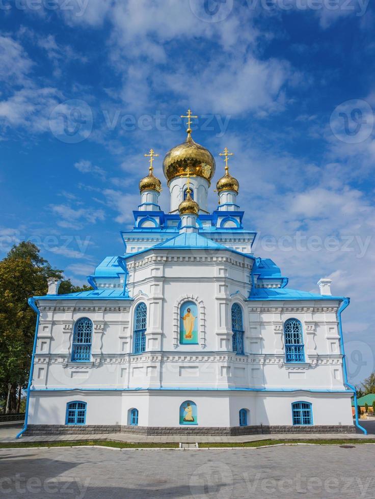 monastère à pochaev photo