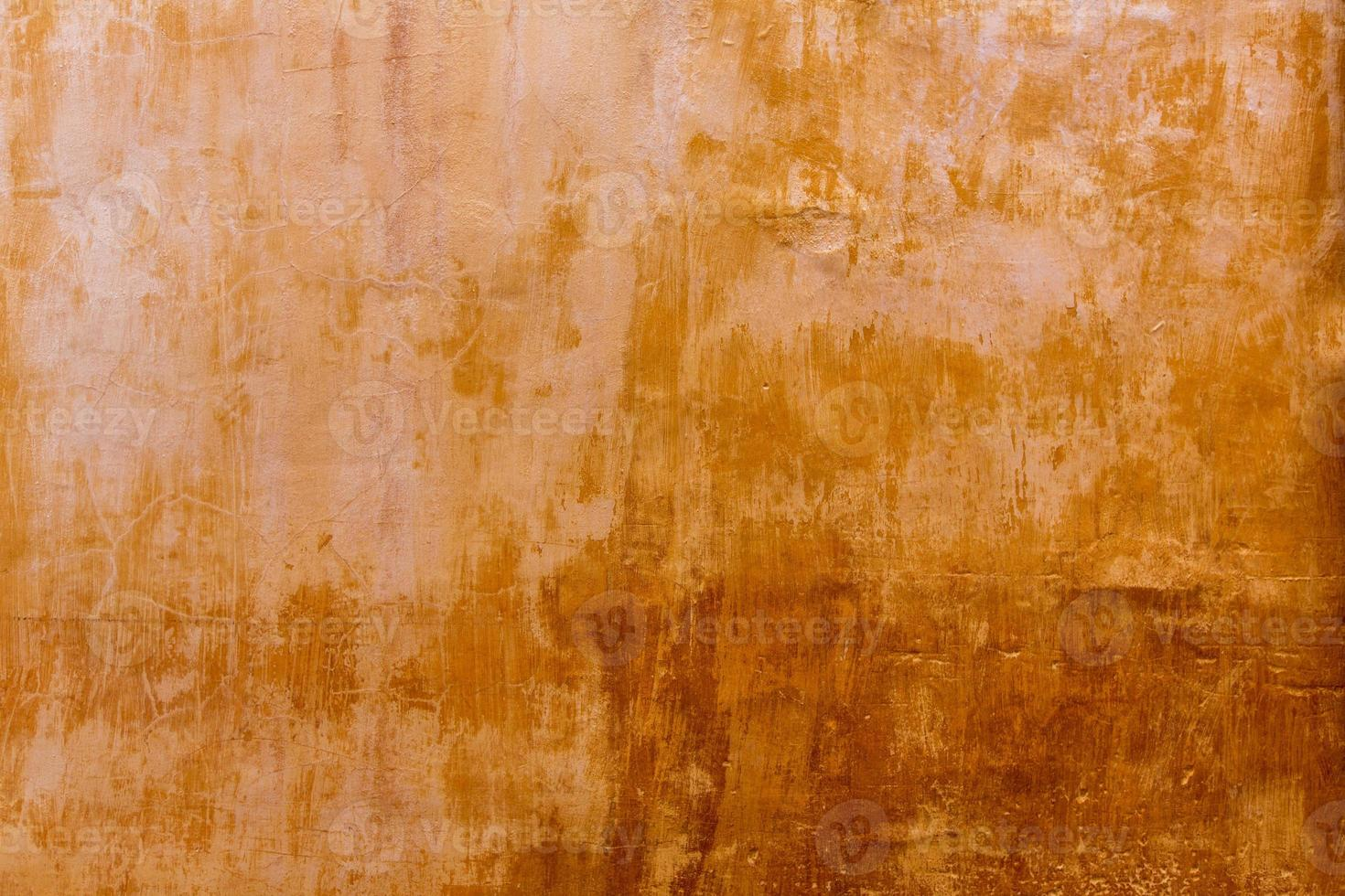 Minorque ciutadella texture de façade ocre grunge doré photo