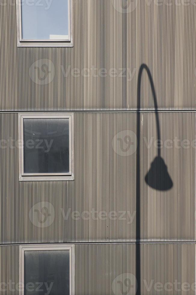ombre de lanterne photo
