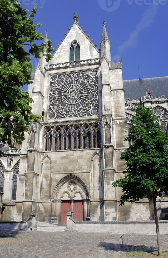 cathédrale gothique photo