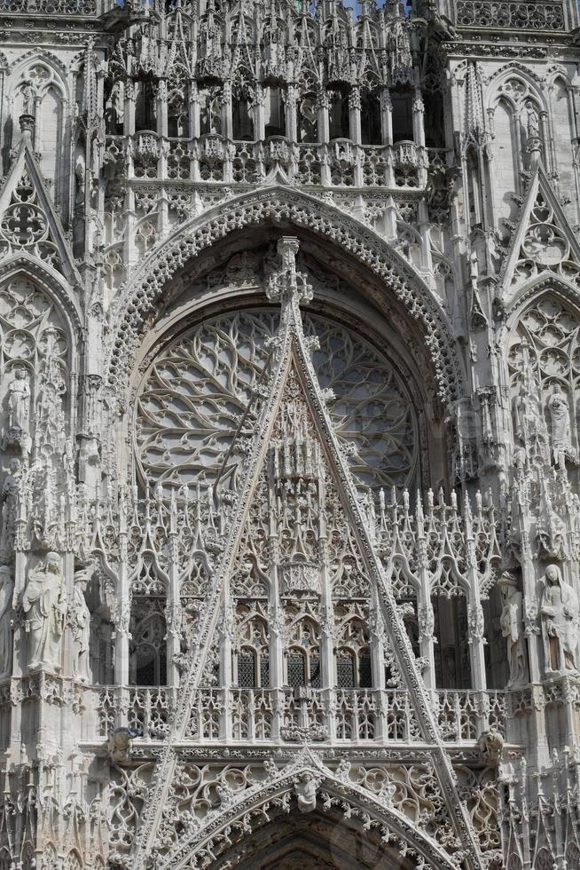 la cathédrale de rouen photo