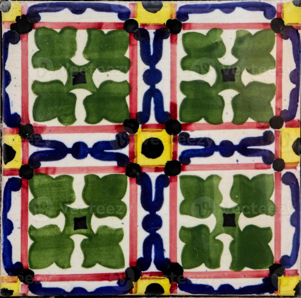 carreaux traditionnels de porto photo