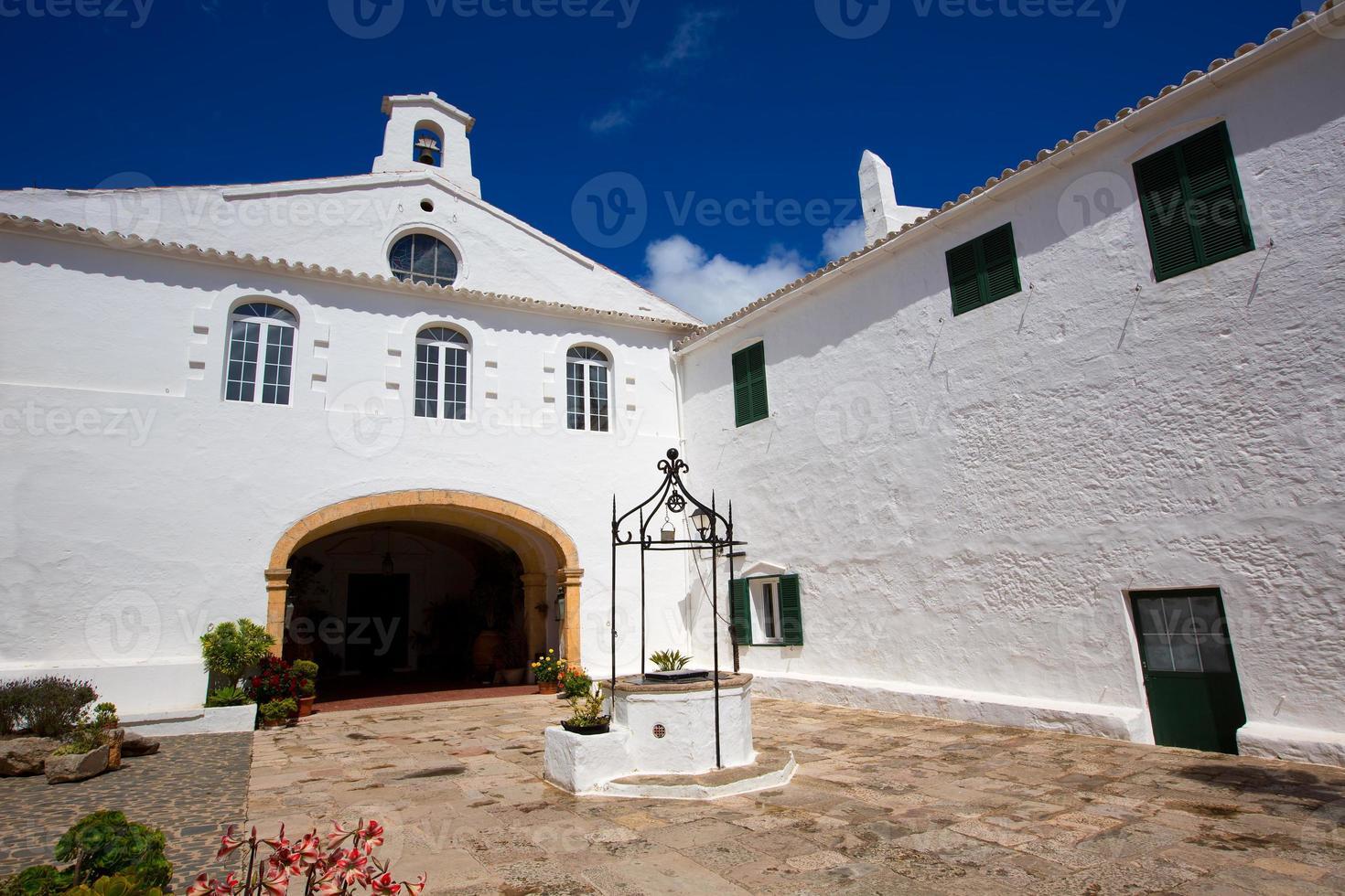 sanctuaire de Minorque mare de deu del toro photo