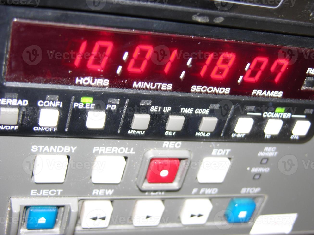 magnétoscope photo
