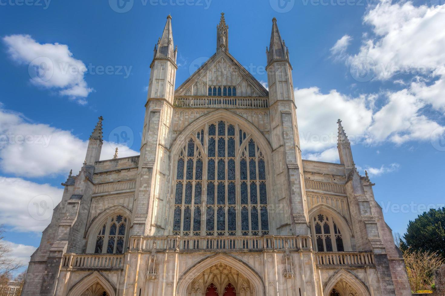 cathédrale de Winchester photo