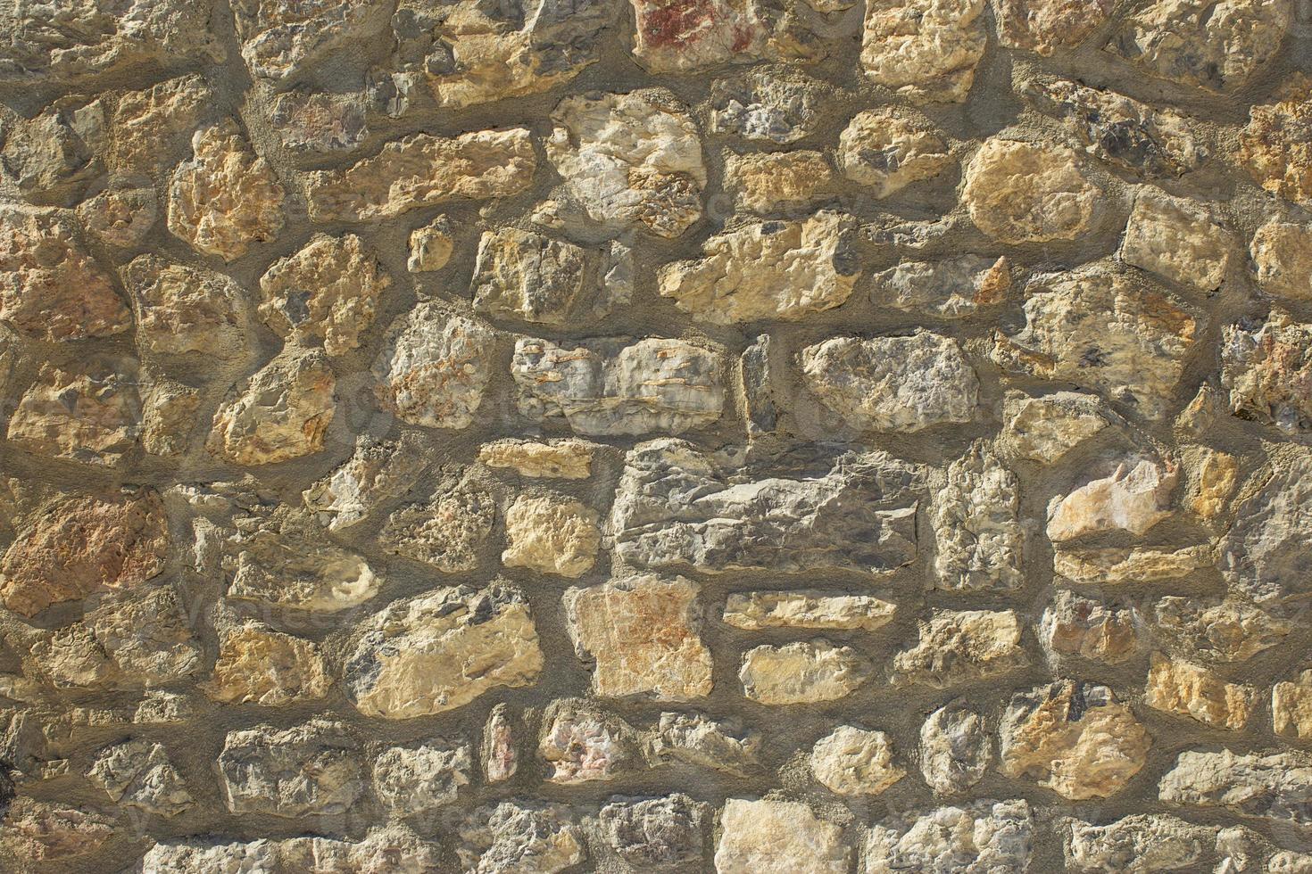 mur de pierre photo