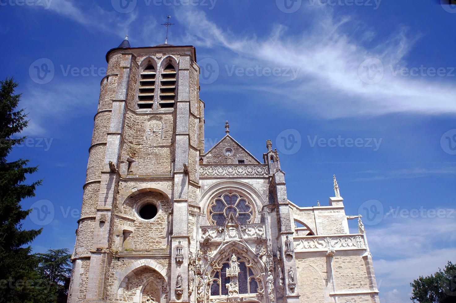 église paroissiale médiévale photo