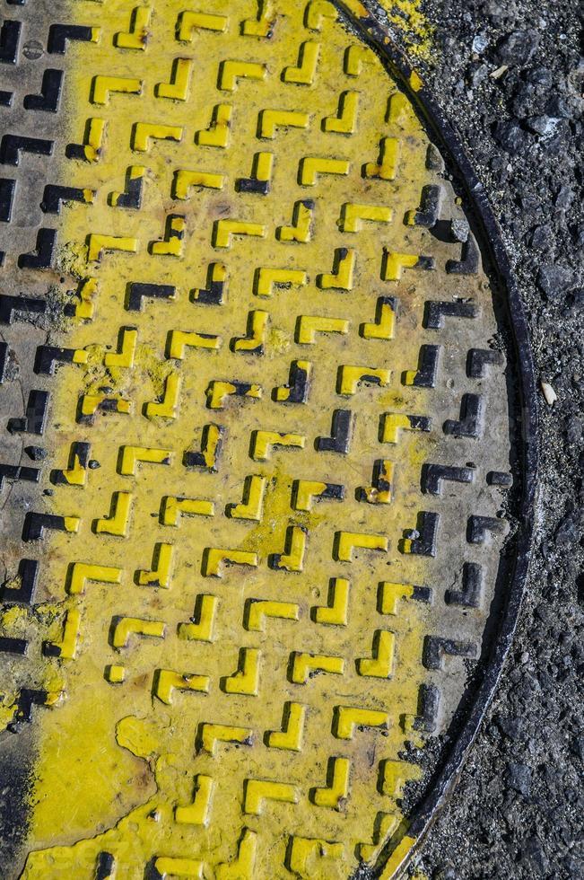 texture et couleur du sol photo