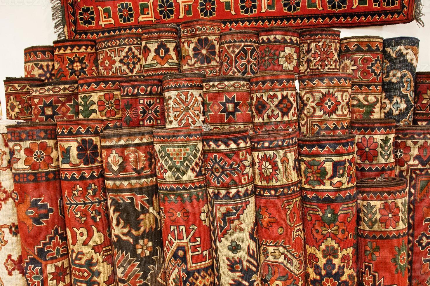 tapis turcs photo