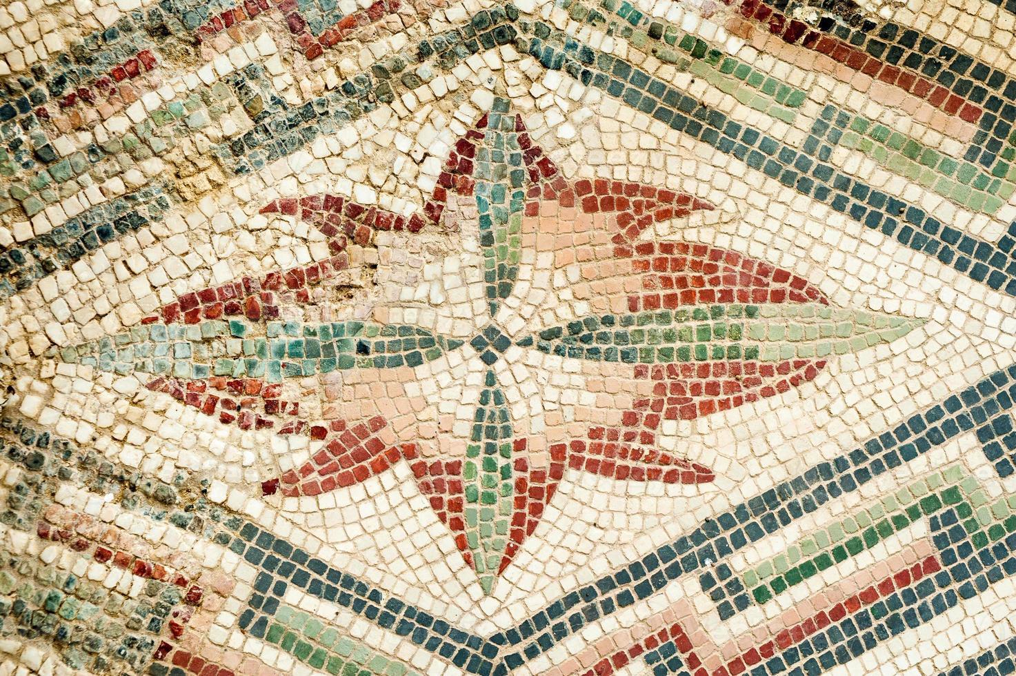 mosaïques romaines photo