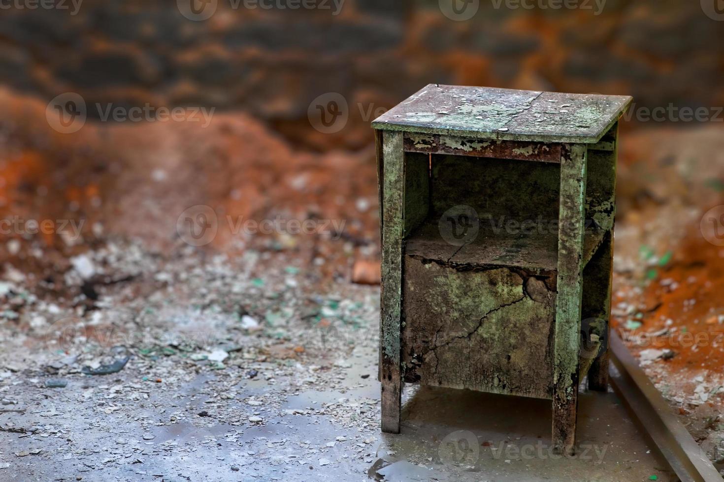 stand de décomposition photo