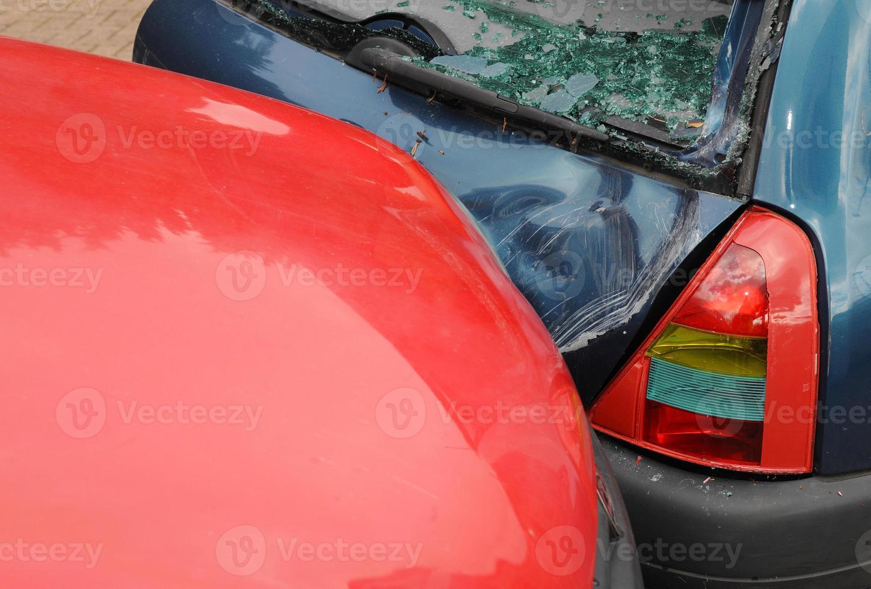 impact automobile photo