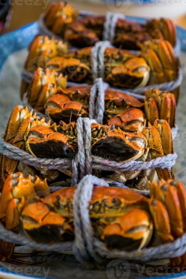 Crabe photo
