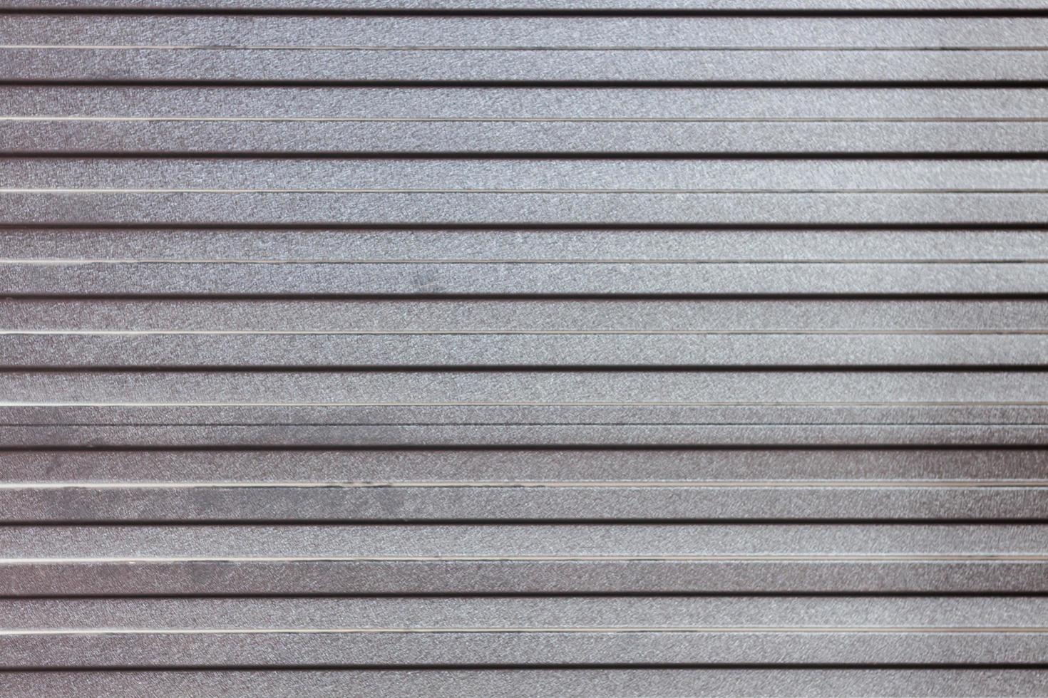 texture en métal noir photo